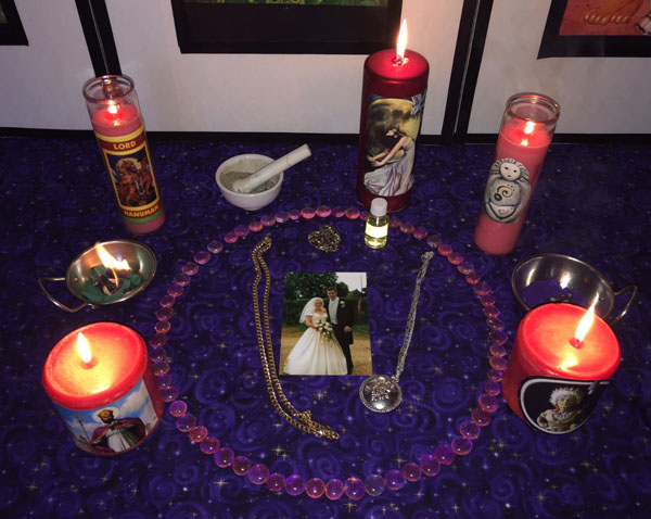 Photogallery | Psychic Reading | Born Psychic Bianca - Indian Healer